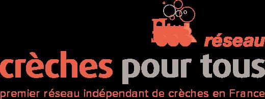 Logo Crèches pour tous