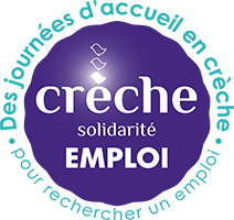 Logo Crèche Solidarité Enploi