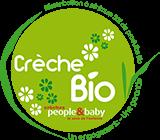 Logo Crèche Bio