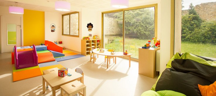 Crèche, Happy Zou Montrouge - LMB, Montrouge, 92120